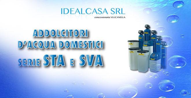 IDEALCASA SRL - Vendita Purificatori d'acqua